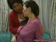 Japanese grown up woman is a belle part4